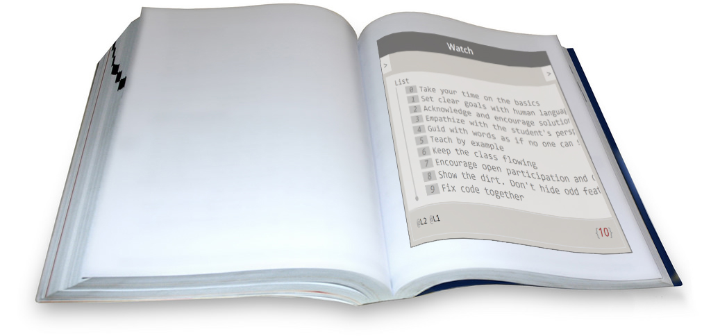 Ten Resume Writing Commandments | Ten Commandments For Teaching Dynamo By A Former Evangelist