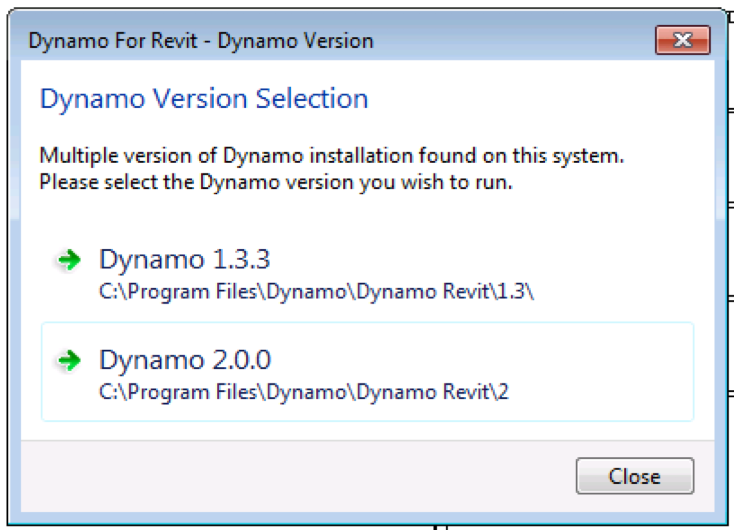 To Dynamo 2 0 and Beyond | Dynamo BIM