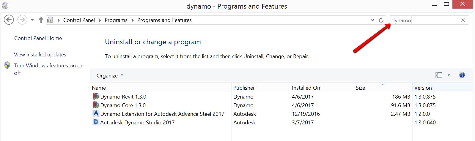 Autodesk Revit Extensions