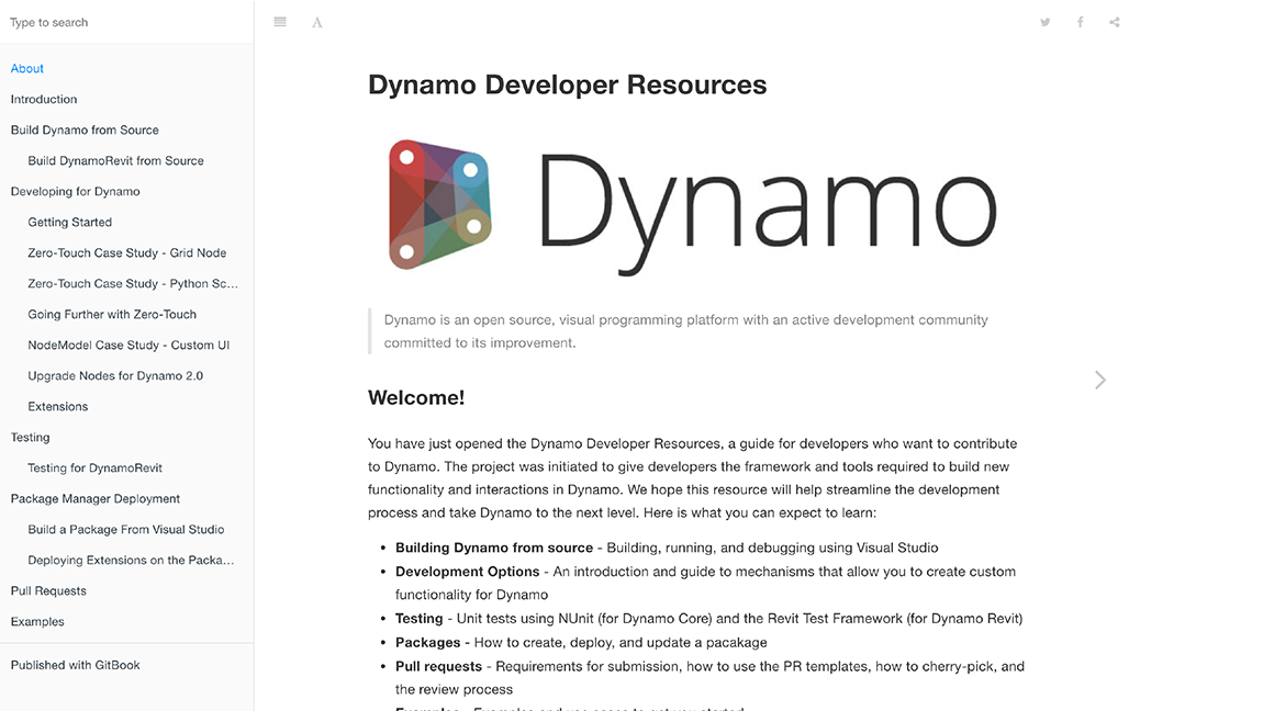Learn | Dynamo BIM
