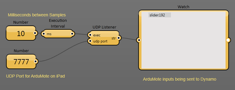 Dynamo ArduMote – How to be a good listener in 5 easy steps